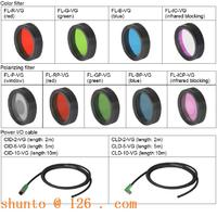 Autonics視覺傳感器偏振濾鏡FL-BP-VG微小型工業相機藍色光鏡頭 FL-BP-VG