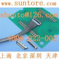 極細同軸線XSLS00-40-A日本KEL連接器0.25mm間距 XSLS00-40-A