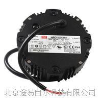 LED明緯調光電源HBG-100-24北京代理商 HBG-100-24A