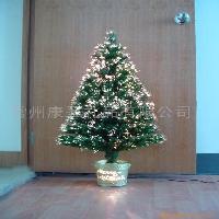 圣诞礼品,光纤树