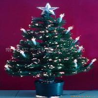 蠟燭光纖圣誕樹