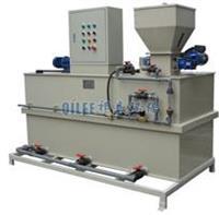 污泥处理干粉投加系统泡药机 QPL2-2000