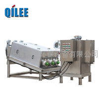 白酒行业水处理叠螺污泥压滤机