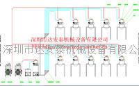 注塑机粉料供料系统 10-1
