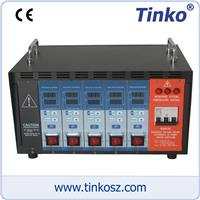 中性5點熱流道溫控器 HRTC-05A 中性