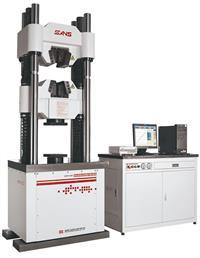 微机控制电液伺服万能试验机 SHT4106