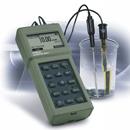 哈纳HI 98184pH/mV/ISE/°C酸度计 哈纳HI 98184