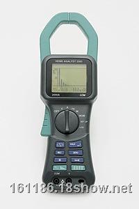 AN2060钳形电力功率分析仪 AN2060电力功率分析仪