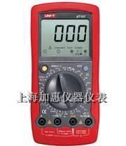 優利德UT107手持式汽車多用表 UT107多用表