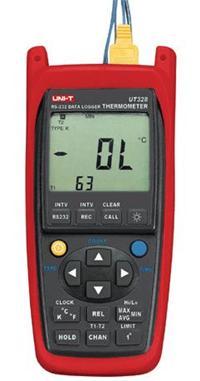 優利德UT328專業型數字測溫表 UT328