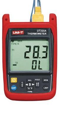優利德UT325A專業型數字測溫表 UT325A