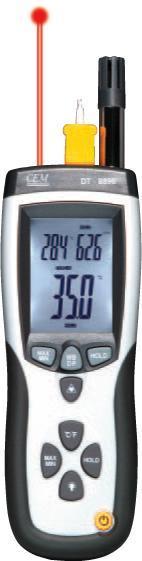 DT-8896三合一温湿度测量仪 DT-8896