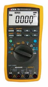 VC79数字多用表 VC79