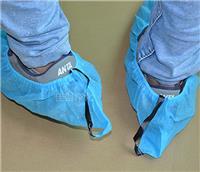 东莞防静电鞋套 黑色导电丝鞋套 加厚一次性导电鞋套批发