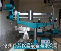 水泥电动抗折机操作规程 DKZ-5000型