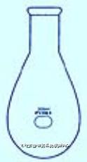 茄型濃縮瓶 IWAKI/PYREX茄型濃縮瓶