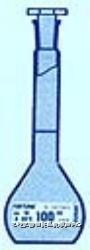 茶色量瓶 Fortuna茶色量瓶