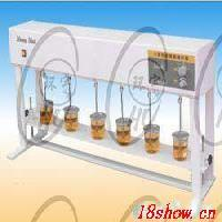 JJ—4型数显六连电动搅拌器
