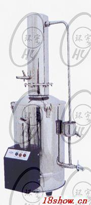 不锈钢电热蒸馏水器 YAZD-5