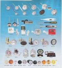 各種類型溫度計,濕度計,壓力表,溫度儀表,流量儀表,工業設備溫度計等  溫度儀表