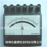 2051-15檢流計|日本橫河Yokogawa指針式正負電流表 2051-15