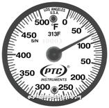 PTC315C溫度計|PTC315C指針式溫度計|美國PTC雙金屬表面溫度計