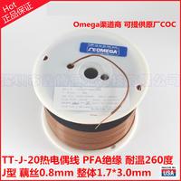 TT-J-20-SLE熱電偶線
