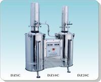 不锈钢电热蒸馏水器(重蒸) DZ10C