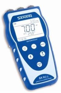 SX825便携式pH/溶解氧仪 SX825