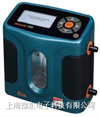 520M干式活塞流量校準器Defender 520M 50-5000ml/min 520M