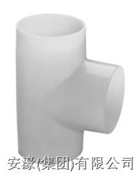 PVDF 三通 PN16 PVDF  三通(d20-63)