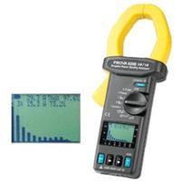 繪圖示電力及諧波分析儀