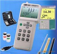電導度計及酸堿度計