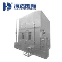 東莞AGapp客戶端二維碼砂塵試驗房廠家  HD-E706-2