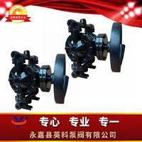 新型鋁合金手動隔膜泵