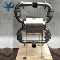 食品級氣動隔膜泵