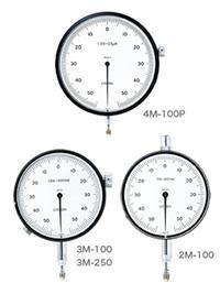 4M-100P 千分比测型量表CITIZEN(西铁城牌) 4M-100P