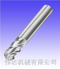 美国MICRO 100 BMHM系列高性能球头立铣刀38° BMHM系列
