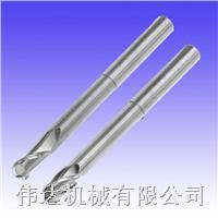美国MICRO 100 BLRM系列长柄圆头刀2、3、4槽 BLRM系列