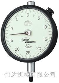 ANSI/AGD机械表 3系列 ---- Mahr Federal D型与Q型 Mahr Federal D型与Q型