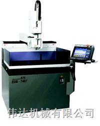 韩国KTC高速细孔放电加工机 EDB-740F/740
