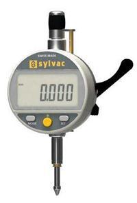 SYLVAC S_Dial work 数显千分表25mm 0.001mm升级?;ば?805.5505