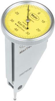 800 V  德国MAHR 0.4mm垂直型杠杆表4302200 800 V