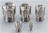 日本SK螺纹针规螺纹中心距测量 M