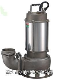 不銹鋼潛水泵 P-3052/P-3052(0.4KW 口徑:50)