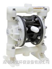 廣東深圳粉色app污在线无限观看GMK15氣動隔膜泵鋁合金泵