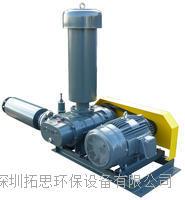 熔噴擠出設備專用高壓魯氏鼓風機 熔噴設備專用高壓魯氏鼓風機
