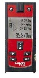手持激光测距仪|德国喜利得激光测距仪 PD40
