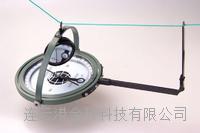 **矿山悬挂式防磁罗盘仪DQL100-G2悬挂罗盘测角仪带反光镜 DQL100-G2