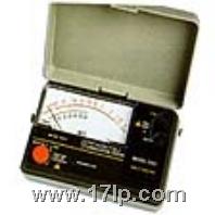 3165指針式絕緣電阻測試儀KYORITSU